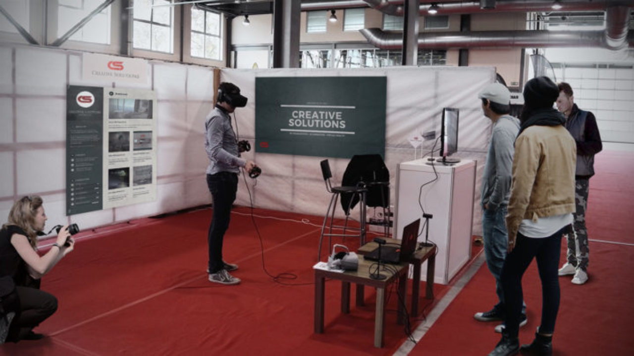 Virtual Reality The New Sheriff In Live Event Marketing