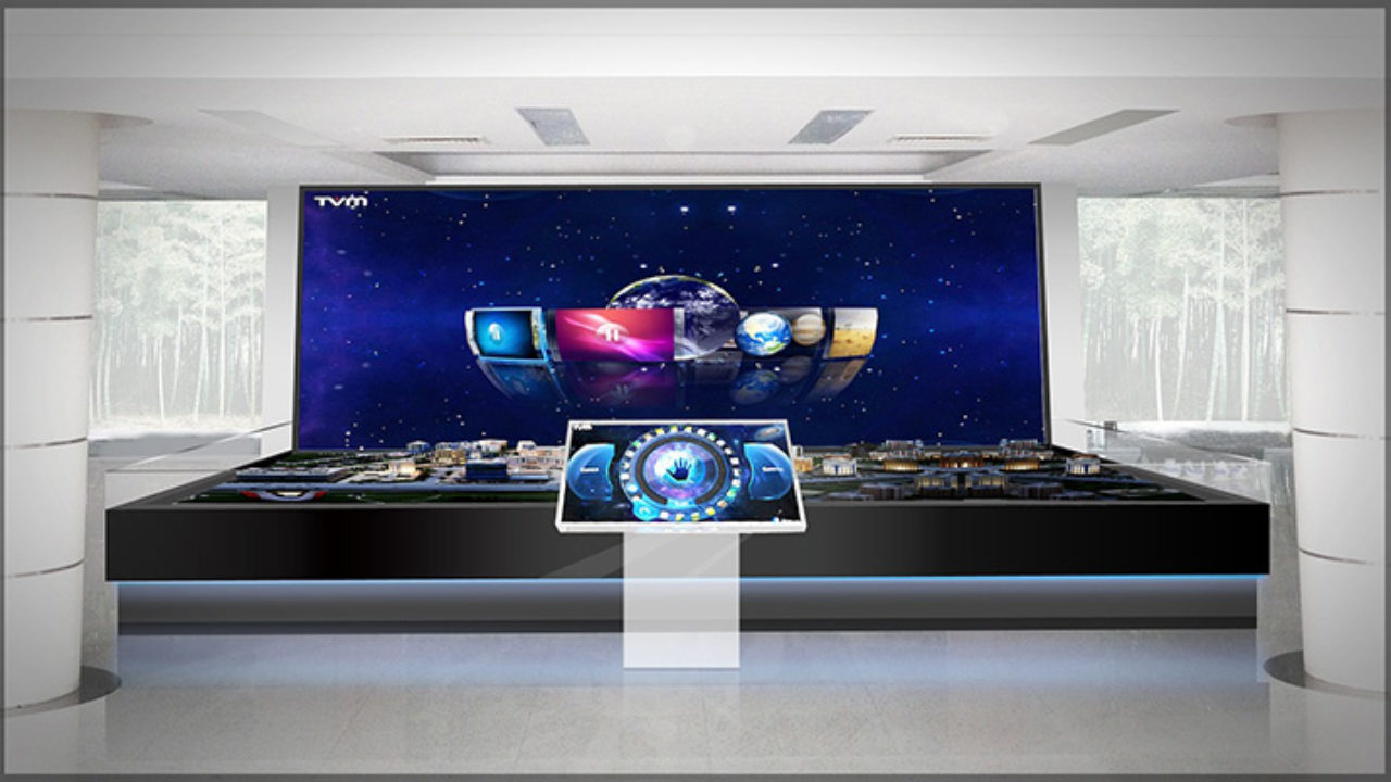 5 Advantages Of Running A Virtual Reality Experience On A Trade Show Display