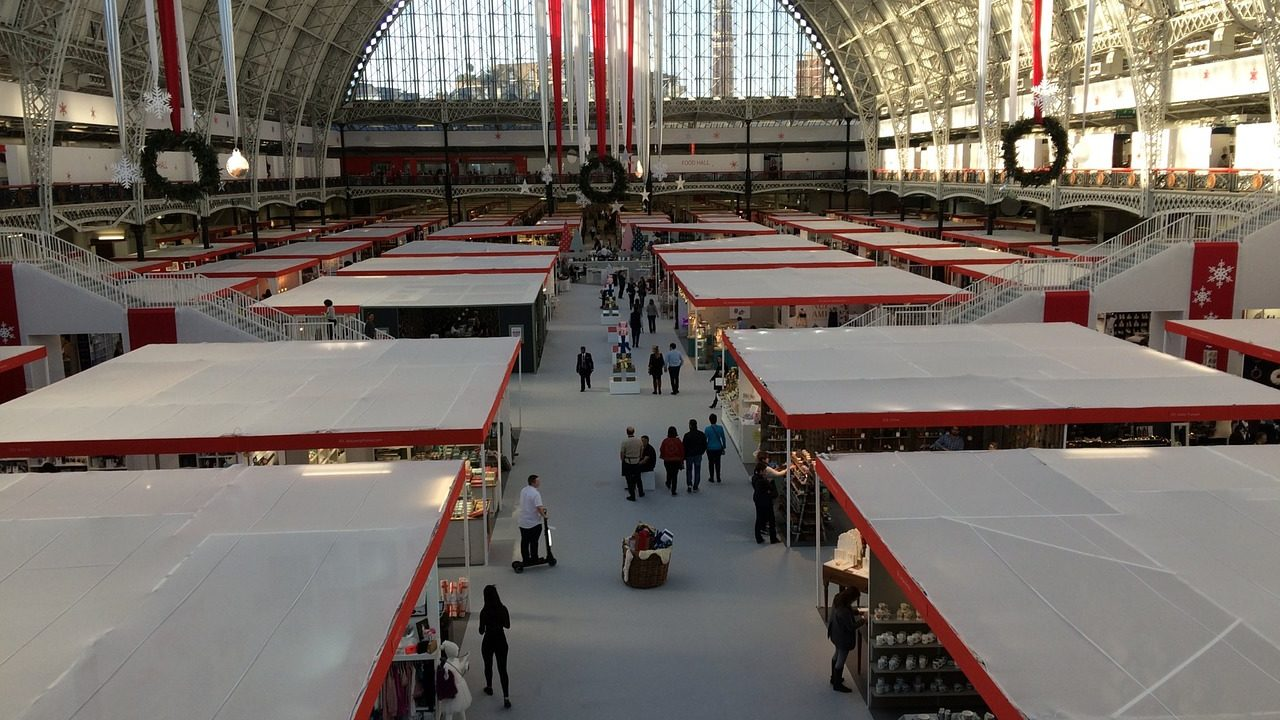 Creative Trade Show Booth Ideas To Attract More Visitors